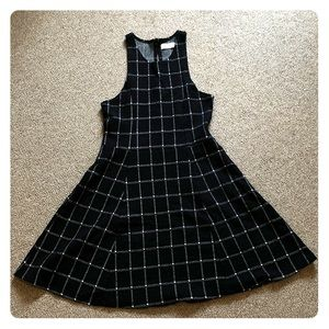 Plaid Abercrombie Dress NEVER WORN